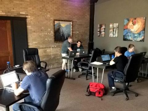 armory coworking group
