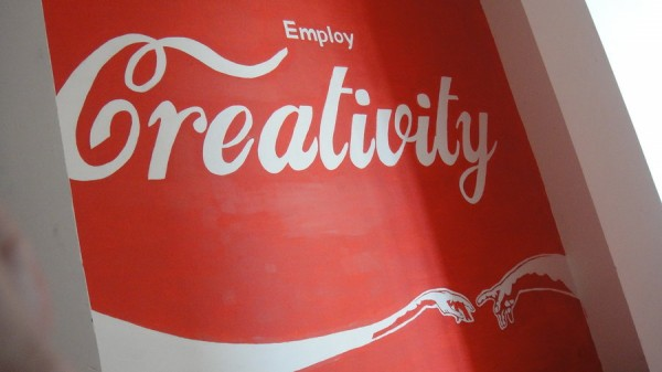employ creativity