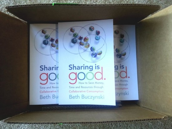 sharing is good box cover pic