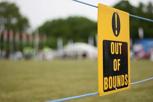 Coworking Out of Bounds