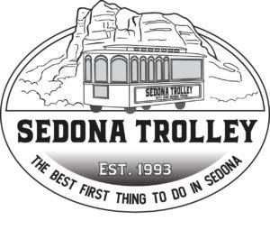 Sedona Trolley logo