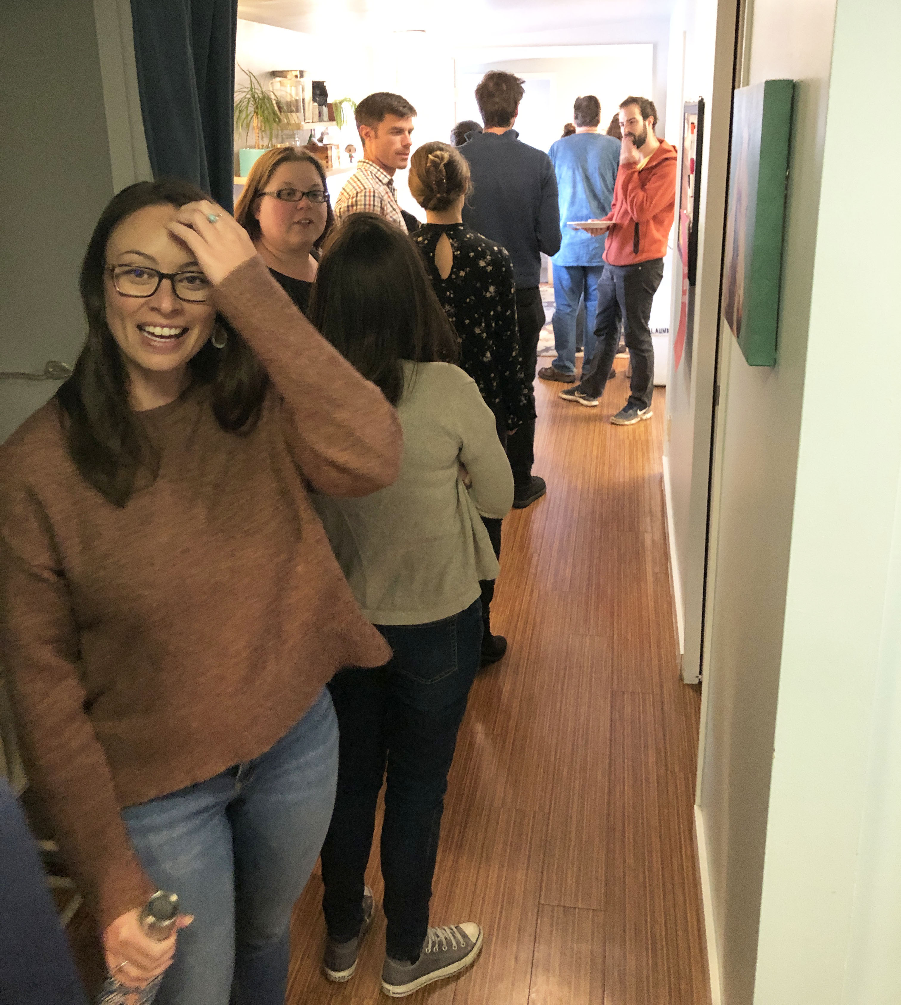 Friendsgiving, fo(co)works, and Cohere Coworking